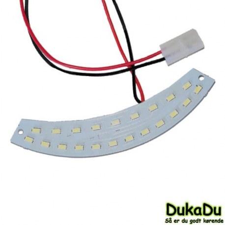LED pære til forlygte på el-scootere