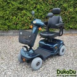 Karma ks 343 Grøn scooter
