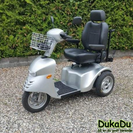 Comfort 3 hjulet - brugt elscooter