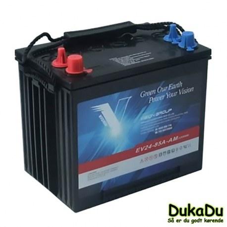 Batteri 12V 85 Ah - Vision EV 2485