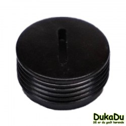 Dæksel til motor kul 14 mm i diameter