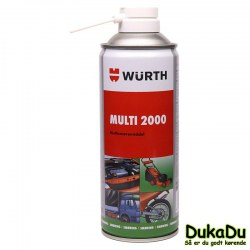 Multi 2000 / WD-40 spray