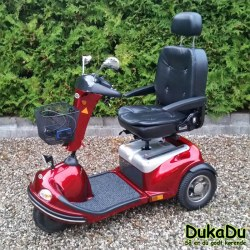 Brugt Shoprider Country 3 - Luksus el scooter