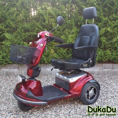 Leje El-scooter Shoprider City 3