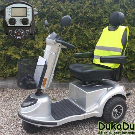 Leje af 3 hjulet El-scooter - GO-EL 40