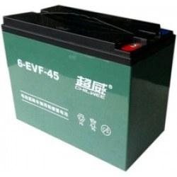 12 V 45 Ah Batteri