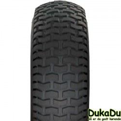 """13x5.00-6"""" dæk udført i sort"""