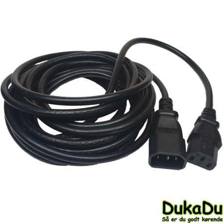 3,0 m forlænger kabel til kabineknallert