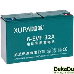 12 V 32 Ah Batteri - 6-EVF-32 A