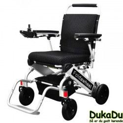 Foldebar el kørestol PW 999 - foldet nemt ind og ud