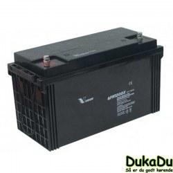 Batteri 12V 120 Ah - AGM Vision 6 fm 120