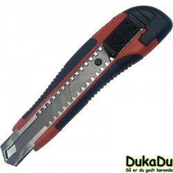 hobbykniv 18 mm Til bræk-af knivblade