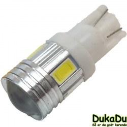 LED pære hvidt lys 24V