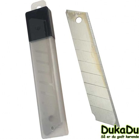 Knivblade 18 mm