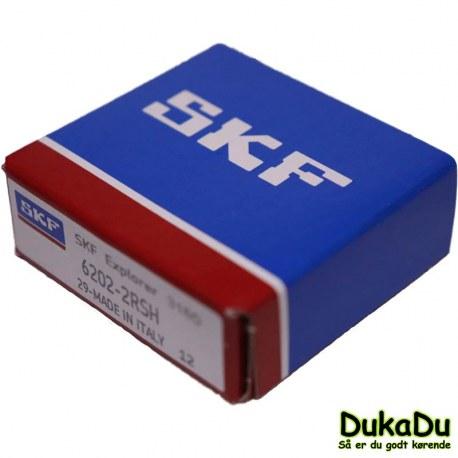 SKF Leje 6202-2RSH - 15x35x11 mm