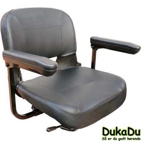 Foldbar sæde til mini scooter