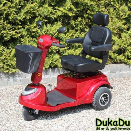 Leje El-scooter Smart-el 310 - 3 hjulet scooter
