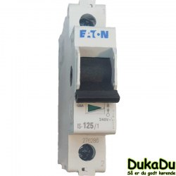 Auto sikring 125 A - 125A/240VAC IP40
