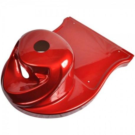 Forskærm rød GO-EL 440