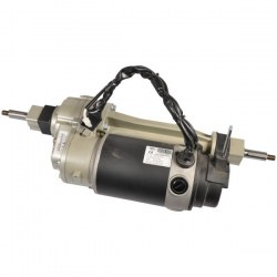 1400 Watt motor med Træk aksel Komplet