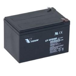 Batteri 12V-12Ah, Vision