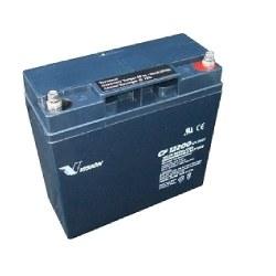 VRLA - 12V 20 Ah - AGM Batteri til elscooter og kabinescooter - CP12200