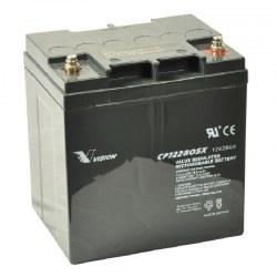 El-scooter batteri 28 Ah 12 Volt - CP12280