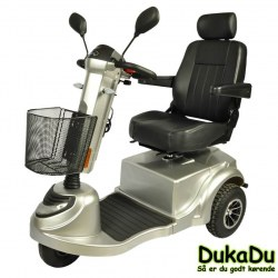 EL Scooter GO-EL 340 er en super luksus senior el-scooter med 950 Watt motor og den skyder en topfart på 15 km/h.