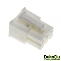 Molex mini fit - 6 polet Multi stik hun