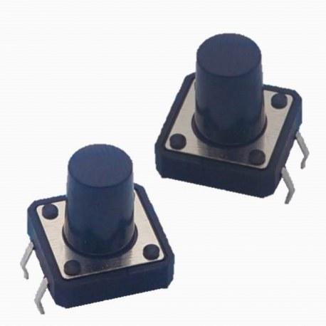 Trykknap til fladprint 2PH8306B i mål 12*12*12 mm
