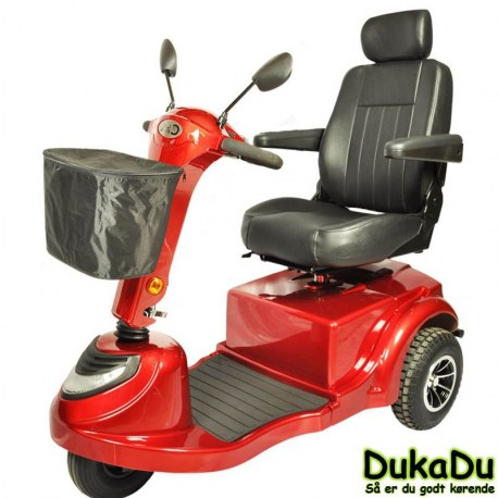 Handicapscooter Smart-EL 310 - 3 hjulet