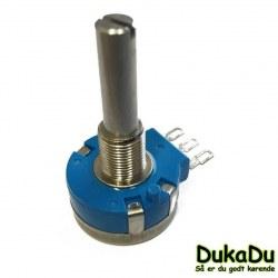Speeder potmeter