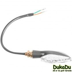 LED Blink lygte - Højre
